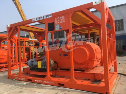 DNV2.7-1 Mud Pump Skid